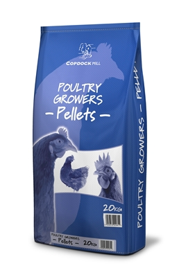 Copdock Mill Poultry Growers Pellets - Chicken Food
