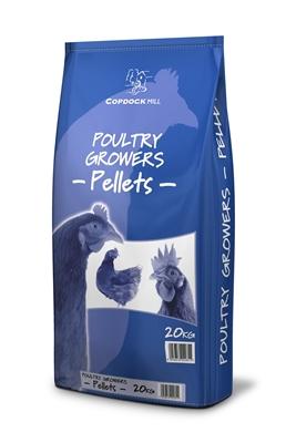 Copdock Mill Poultry Growers Pellets - Chicken Food