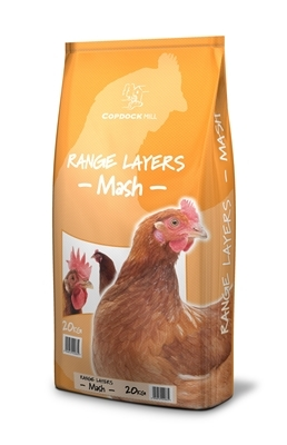 Copdock Mill Range Layers Mash - Chicken Feed