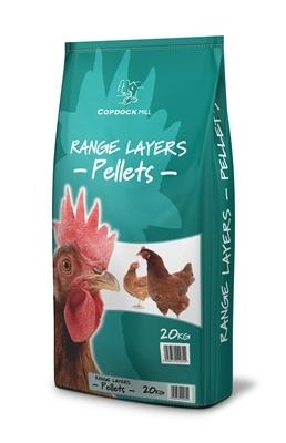 Copdock Mill Range Layers Pellets - Chicken Layers Pellets