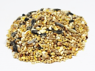 Bird Food - Copdock Mill Bow Table Top & Aniseed Mix - Table Top Bird Seed