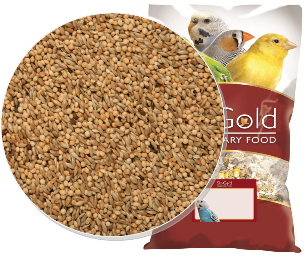 Skygold Cage & Aviary Bird Food - Budgies, Canaries and Finces