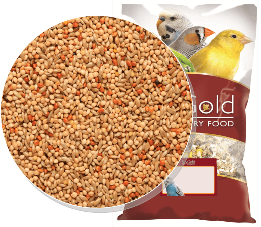 Skygold Budgie Food, Canary Food, Finch Food
