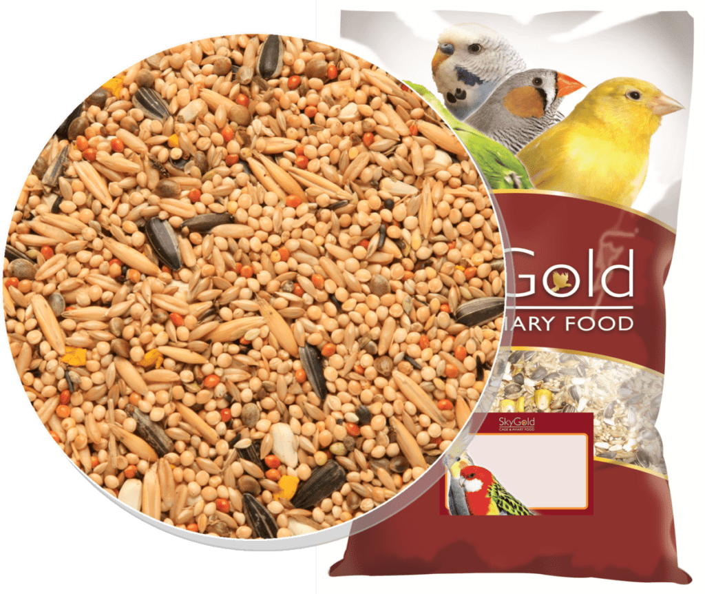Skygold Large Cockateil & Parakeet Mix - Cockteil Food, Parakeet Food