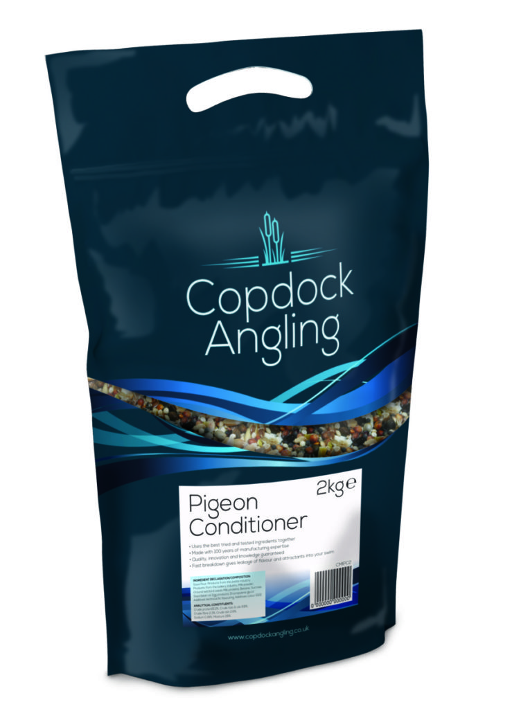 Copdock Angling Pigeon Conditioner and Fishmeal