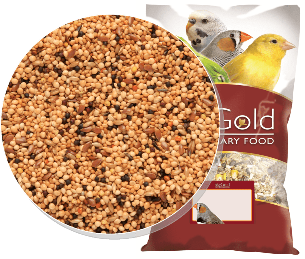 Skygold Cage & Aviary - Gourment Foreign Finch Mix - Finch Food