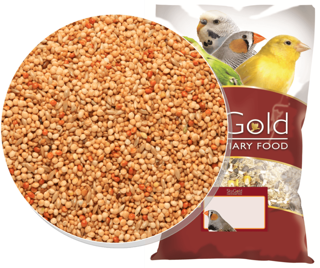 Skygold Popular Foreign Finch Mix - Finch Food