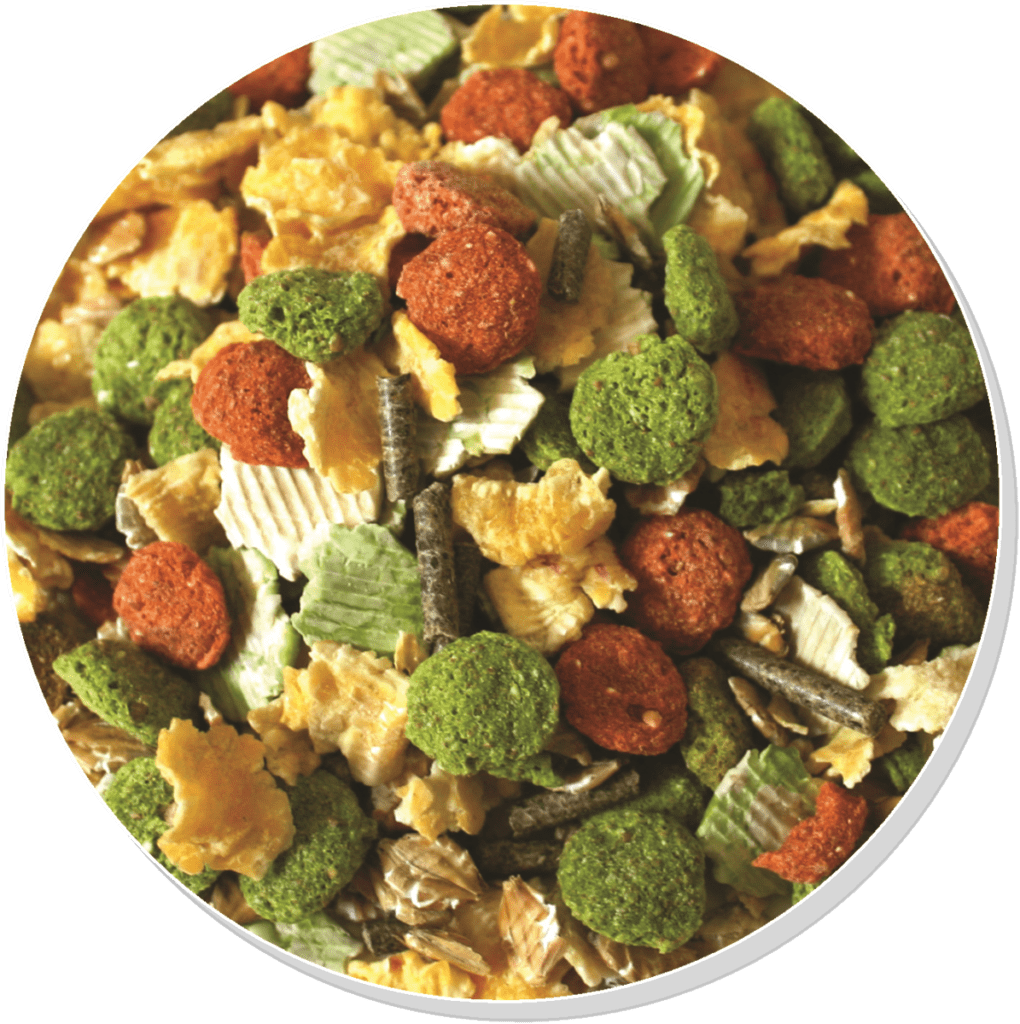 Copdock Mill Golden Flaked Rabbit Mix - with Rabbit Pellets