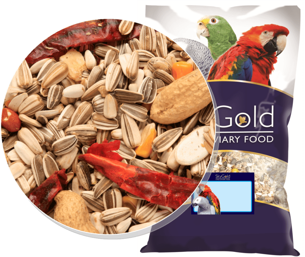 Skygold Cage & Aviary - Royale Parrot Mix - Parrot Food