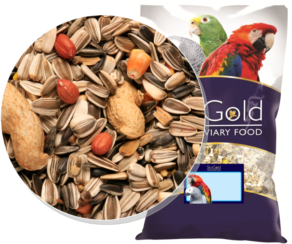 Skygold Cage & Aviary - Special Parrot Mix - Parrot Food