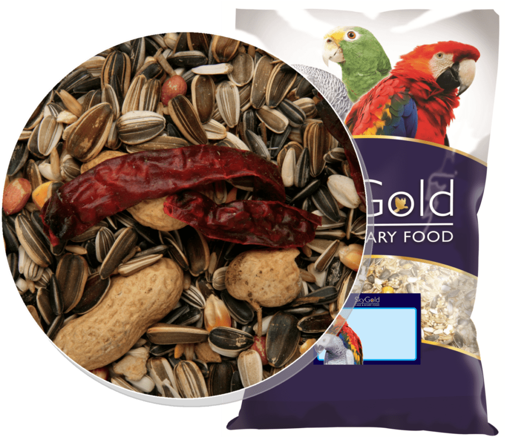 Skygold Cage & Aviary - Standard Parrot Mix - Parrot Food