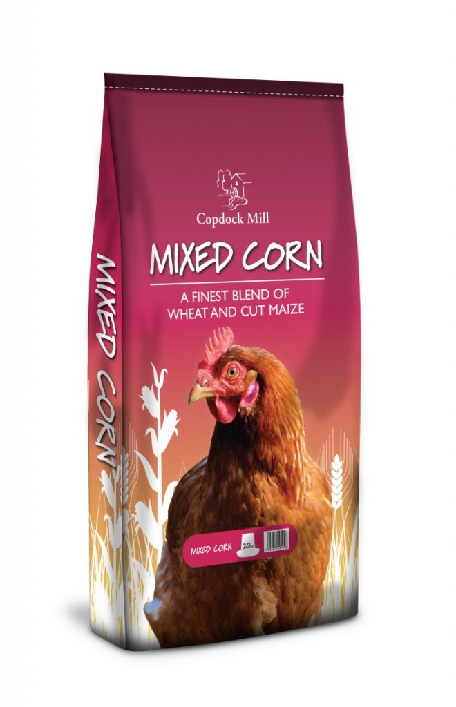Copdock Mill Mixed Cord - Chicken Feed